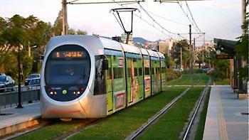 Προσεχώς διακοπή κυκλοφορίας του τραμ από τη στάση «Μπάτης» μέχρι το ΣΕΦ