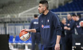 Κασελάκης: «Αυτή η Εθνική έχει απαιτήσεις από τον εαυτό της να πρωταγωνιστεί»