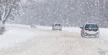 ΕΜΥ: Έρχεται πτώση θερμοκρασίας έως 12 βαθμούς, χιόνι και θυελλώδεις άνεμοι