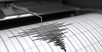Ισχυρός σεισμός στα τουρκικά παράλια βόρεια της Λέσβου