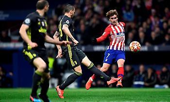 LIVE: Ατλέτικο Μαδρίτης-Γιουβέντους 2-0 (Τελικό)