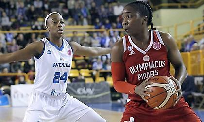 «Αντίο» του Ολυμπιακού στην Ευρωλίγκα με βαριά ήττα