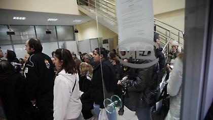 ΟΑΕΔ: Άνοδος στον αριθμό των ανέργων τον Ιανουάριο που αυξήθηκε ο κατώτατος μισθός
