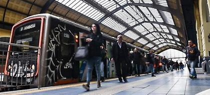 Στάση εργασίας στον Ηλεκτρικό σήμερα -Ποιες ώρες δεν θα έχει τρένο