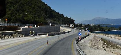 Κυκλοφοριακές ρυθμίσεις στην Αθηνών-Θεσσαλονίκης -Μέχρι πότε θα ισχύσουν