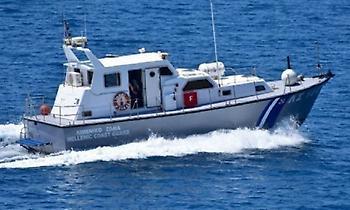 Έρευνες για εντοπισμό λέμβου με 29 μετανάστες ανοικτά της Αλεξανδρούπολης
