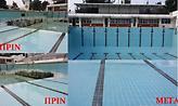 Ξανά σε λειτουργία το ανακαινισμένο Εθνικό κολυμβητήριο Θεσσαλονίκης (pics)