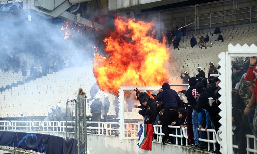 Τσακίρης: «Ελπίζουν σε τιμωρία με αναστολή στην ΑΕΚ»