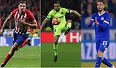 Η καλύτερη ενδεκάδα της εβδομάδας στο Champions League