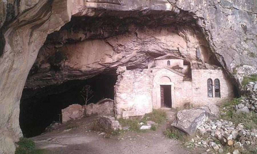 Το μεγάλο «μυστικό» που έκρυβε η σπηλιά του Νταβέλη (pics)