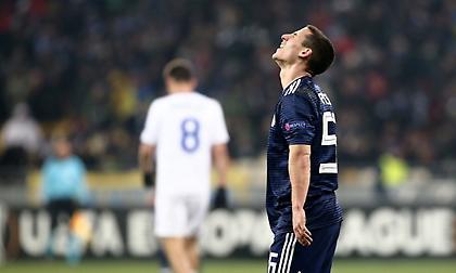 Ποντένσε: «Άδικο το αποτέλεσμα, σφύριζε υπέρ της Ντιναμό ο διαιτητής»