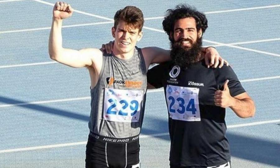 Ρεκόρ κόσμου ο Μαλακόπουλος στο μήκος, όριο για το παγκόσμιο στα 400 μέτρα ο Σεβδικαλής