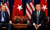 Συζήτηση Τραμπ-Ερντογάν για την αποχώρηση των ΗΠΑ από τη Συρία