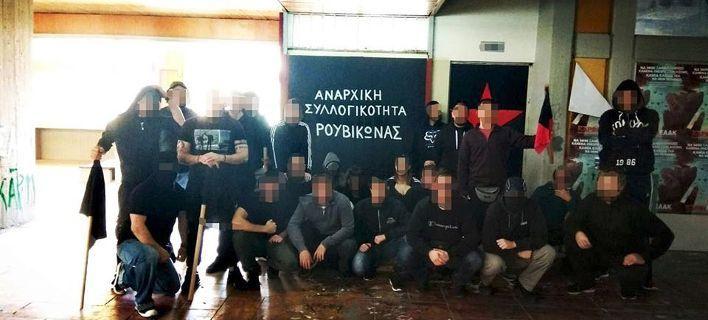 Ρουβίκωνας: «Αδύνατον να μας σταματήσει η ΕΛ.ΑΣ., έχουμε αχαρτογράφητο κόσμο»