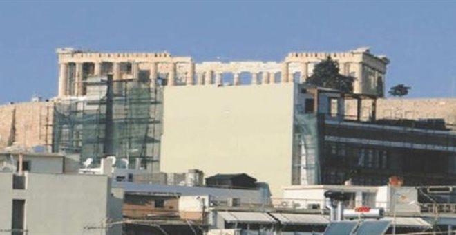 Προσφυγή στο ΣτΕ για την ανέγερση 10ώροφων κτιρίων που κρύβουν την Ακρόπολη