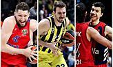 Οι 8 αφανείς ήρωες της Ευρωλίγκας