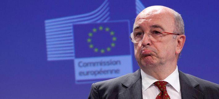 Αλμούνια: Ο συνυπεύθυνος της ελληνικής χρεοκοπίας θα ελέγχει τις τράπεζες