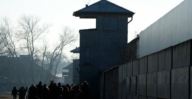 Γερμανία: Νεοναζί φύλακες σε... στρατόπεδα συγκέντρωσης