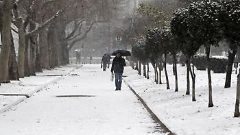 Ερχεται η «Ωκεανίς»: Χιόνια στη Θεσσαλονίκη, όχι στην Αθήνα