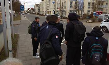 Έφτασε στη Βαμβέργη η Εθνική
