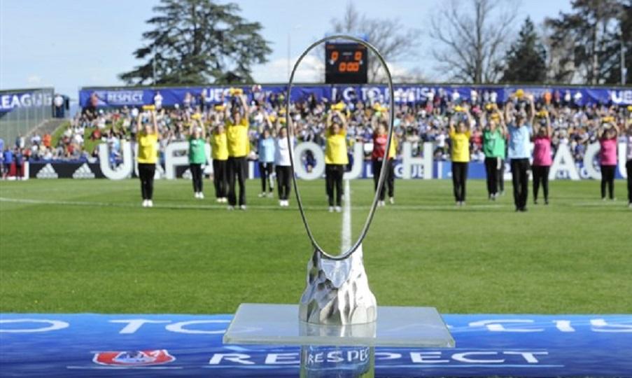 Η κλήρωση του UEFA Youth League