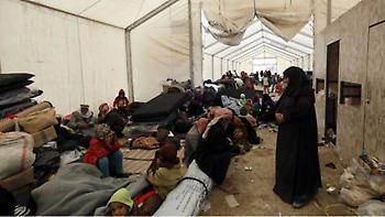 Συρία: Λιμοκτονούν γυναίκες και παιδιά που εγκαταλείπουν το τελευταίο προπύργιο των τζιχαντιστών