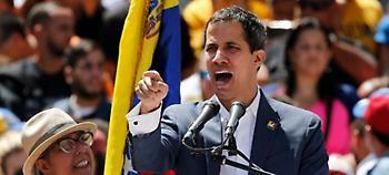 Βενεζουέλα: Ο Γκουαϊδό δεσμεύεται ότι η ανθρωπιστική βοήθεια θα φτάσει στη χώρα