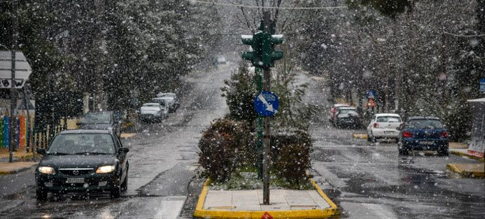 «Ωκεανίς»: Πού χτυπάει η κακοκαιρία - Παγωνιά, χιόνια και βροχές