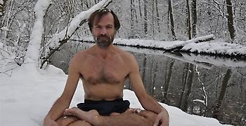 Ο άνθρωπος που γύρισε από το... κρύο κι η μέθοδος θεραπείας με πάγο (video)