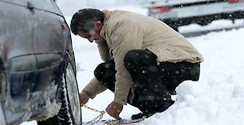 Ωκεανίς:Κακοκαιρία πλήττει τη χώρα - Χιόνια σε Θεσσαλία, κλειστό Ρίο-Αντίρριο