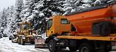 Εντονη χιονόπτωση σε Φθιώτιδα, Ευρυτανία, Καρδίτσα - Στους 20 πόντους το χιόνι στα Τρίκαλα