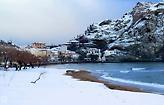 Χιονισμένη και η Λήμνος (pic)