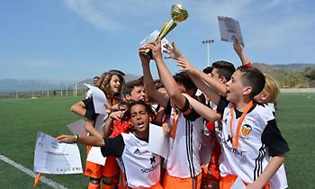 Bαλένθια, ΑΠΟΕΛ, Ατρόμητος Αθηνών και Βοϊβοντίνα για ποδοσφαιρικό τουρνουά στο Ναύπλιο