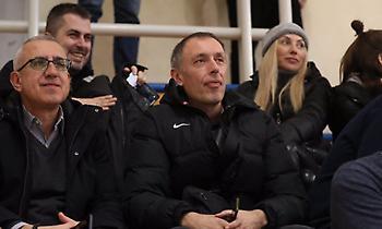 Ο Ολυμπιακός είδε και… Τόμιτς στο Βελιγράδι