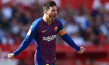 One… Messi show στη Σεβίλλη!