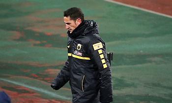 Χιμένεθ: «Θα… βαρέθηκε πάρα πολύ όποιος είδε το ματς. Έγινε δύσκολο λόγω του καιρού»
