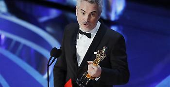 Όσκαρ 2019: Στον Αλφόνσο Κουαρόν για το «Ρόμα» το Βραβείο Σκηνοθεσίας