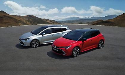 Toyota Corolla, ένα όνομα με βαριά ιστορία