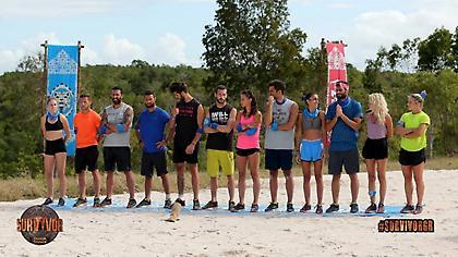 Survivor 3: Με σούπερ Δαλάκα κέρδισε η Ελλάδα - Αρπάχτηκαν οι δύο ομάδες (vids)
