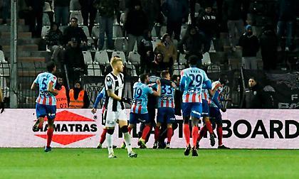 Το γκολ του Καμαρά με την «γκέλα» του Πασχαλάκη που πάγωσε την Τούμπα! (video)