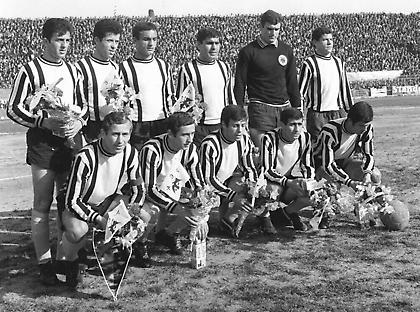 Η ΑΕΚ ήταν η πρώτη ελληνική ομάδα που «φόρεσε κοντομάνικα» στην Ευρώπη