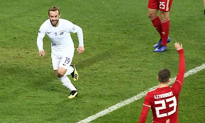 «Πάγωσε» τον Ολυμπιακό η Λαμία και 0-1! (video)