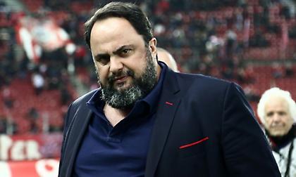 Μαρινάκης σε παίκτες: «Ντροπή για τον σύλλογο ο αποκλεισμός»