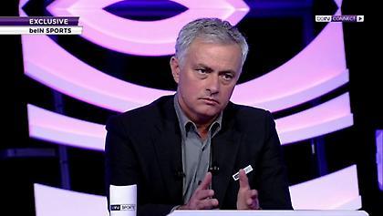 Μουρίνιο: «Πέραν του Μπενζεμά, κανείς δεν έκανε το βήμα μπροστά»