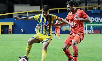 LIVE: Αστέρας Τρίπολης-Παναιτωλικός 3-0