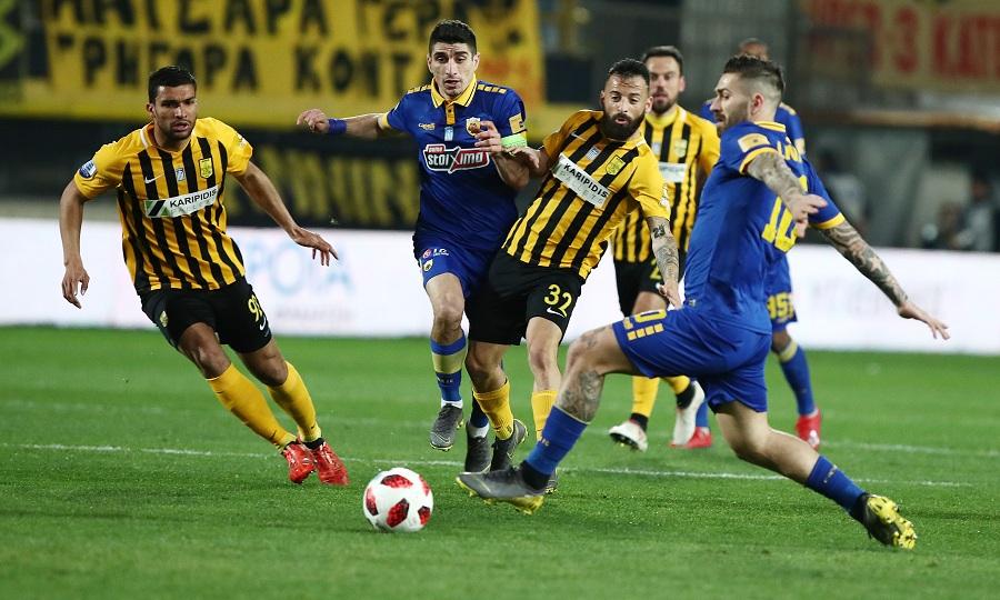 Με την νοοτροπία του «Βικελίδης», η ΑΕΚ θα πάει για «σφαλιάρες» και στο Κύπελλο