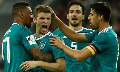 «Τέλειωσε» από την εθνική Γερμανίας τους Χούμελς, Μπόατενγκ και Μίλερ ο Λεβ!
