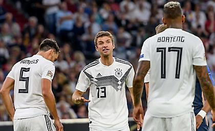 Συμφωνούν οι Γερμανοί με την απόφαση του Λεβ!