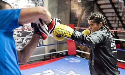 Στο Πανευρωπαϊκό πρωτάθλημα πυγμαχίας νέων γυναικών η Πατρινή πρωταθλήτρια Δήμητρα Τούσσα