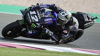 Ο Βινιάλες την πρώτη pole position στο Moto GP